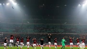 «Милан» провел лучший матч при Гаттузо