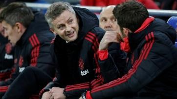 В «Манчестер Юнайтед» уже знаю, что делать с Сульшером