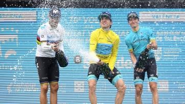 «Astana Pro Team» стала победителем гонки «Вуэльта Валенсия»