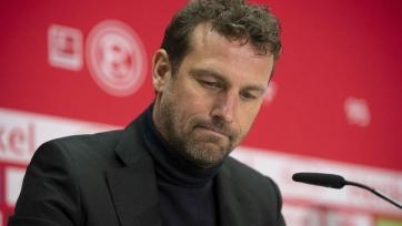 «Штутгарт» собирается уволить тренера, которого Коноплянка обозвал «трусом»