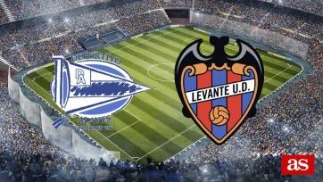 «Алавес» – «Леванте». 11.02.2019. Где смотреть онлайн трансляцию матча