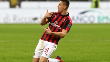 «Кальяри» стал 13-й командой Серии А, которой Пентек забил в своем дебютном сезоне в Италии