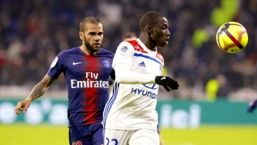«ПСЖ» готовит 40 млн евро на защитника «Лиона»