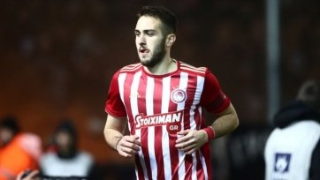 «Олимпиакос» потерял своего лидера перед игрой с киевским «Динамо»