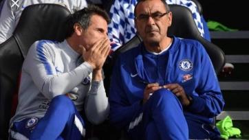 «Челси» подумывает об увольнении Сарри. Временным тренером может стать другой итальянец