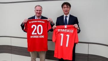 «Бавария» заключила соглашение с Федерацией футбола Кореи