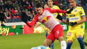 «Баварии» нужен 18-летний хавбек «Зальцбурга»