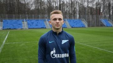 «Зенит» отдал нападающего в аренду в «Чертаново»