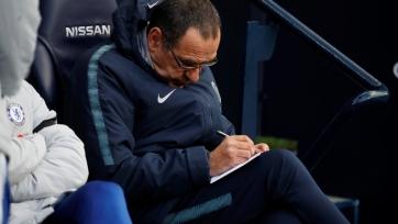 «Челси» не намерен увольнять Сарри