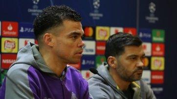 Пепе: «Постараемся добраться с «Порту» до финала Лиги чемпионов»