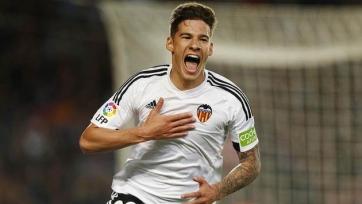 «Валенсия» потеряла основного нападающего на матч с «Селтиком»