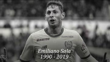 Все матчи Лиги чемпионов и Лиги Европы начнутся с минуты молчания в память о Сале