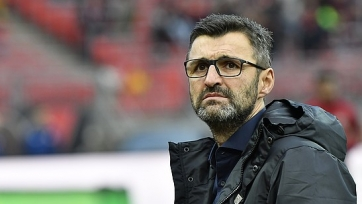 «Нюрнберг» уволил главного тренера