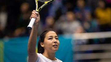 Женская сборная Казахстана узнала соперниц по плей-офф теннисного Кубка Федерации