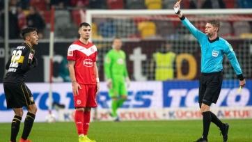 Нападающий «Штутгарта» дисквалифицирован на три матча