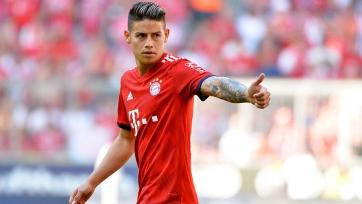 Хамес намерен продолжить карьеру в Мадриде