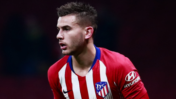 «Атлетико» рискует потерять Эрнандеса на матч с «Ювентусом»