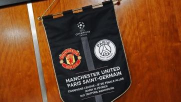 «Манчестер Юнайтед» – «ПСЖ». Стартовые составы