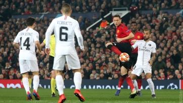 «Манчестер Юнайтед» – «ПСЖ» – 0:2. Текстовая трансляция матча
