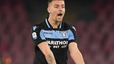 «Лацио» потерял ключевого полузащитника