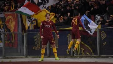 Дубль Дзаньоло принес «Роме» победу над «Порту» в матче 1/8 финала Лиги чемпионов