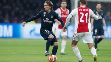 «Аякс» – «Реал» - 1:2. Текстовая трансляция матча