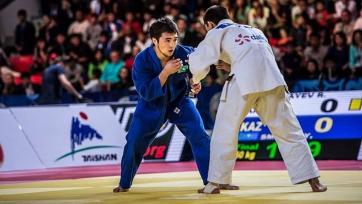 Дзюдоисты Бозбаев и Сметов улучшили свои позиции в олимпийском рейтинге
