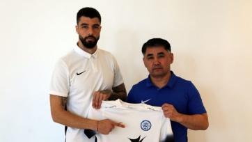 «Иртыш» подписал сербского защитника