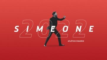 Симеоне продлил контракт с «Атлетико»