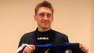 Российский футболист впервые с 2014 года перешел в украинский клуб