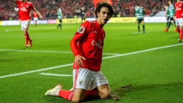 «Манчестер Юнайтед» готов заплатить за молодого таланта «Бенфики» 113 млн евро