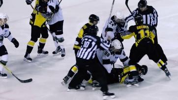 «Бейбарыс» разобрался с «Темиртау» в первом матче серии