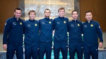 Сборная Казахстана узнала соперников по финальному раунду теннисного Кубка Дэвиса