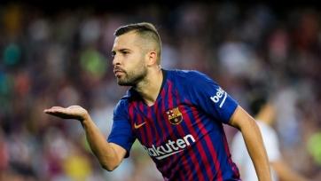Альба подпишет пятилетний контракт с «Барселоной»