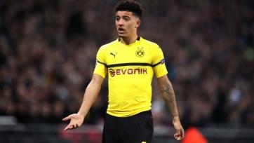 «Манчестер Юнайтед» готов заплатить 70 млн фунтов за Санчо