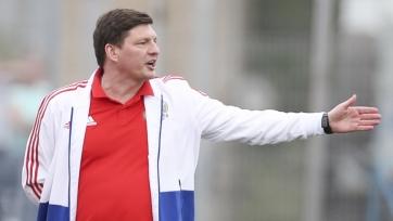 Юношеская сборная России одержала две победы на сборе в Турции