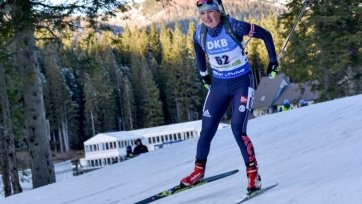 Бельченко завершила восьмой этап на 85-м месте в общем зачете Кубка мира