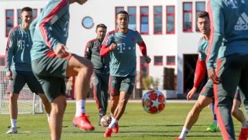 Без Роббена и Боатенга, но с Команом: «Бавария» огласила заявку на матч с «Ливерпулем»