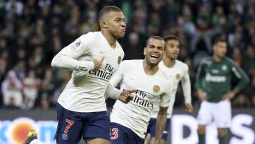 «ПСЖ» повторил собственный рекорд Лиги 1