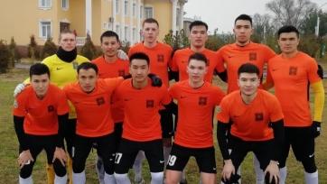 ТМ. «Экибастуз» переиграл таджиков