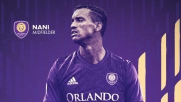 Нани подписал трехлетний контракт с клубом MLS