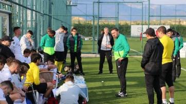 «Рубин» встретится с командой российского тренера