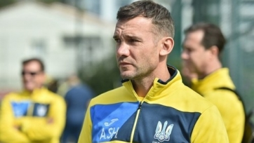 Наставник сборной Украины даст пресс-конференцию относительно Ярослава Ракицкого