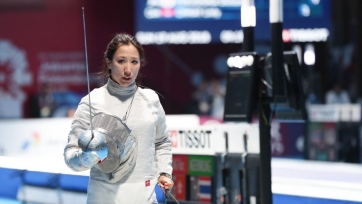 Определен состав команды Казахстана на египетский Гран-при по фехтованию на саблях среди женщин