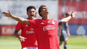 «Реал» продолжает следить за молодым талантом «Бенфики»
