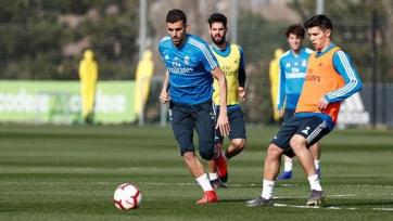 Иско  вернулся в общую группу «Реала»