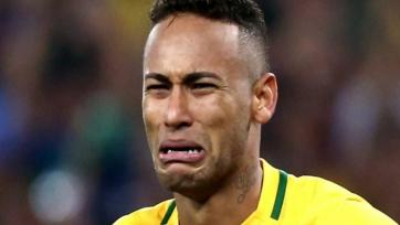 Неймар: «После травмы плакал дома два дня»