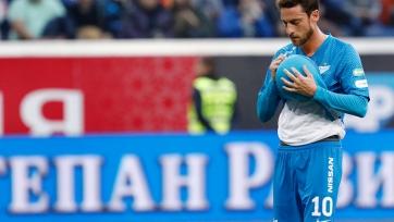 Сразу пять футболистов «Зенита» не сыграют против «Фенербахче»