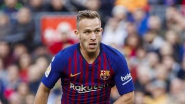 Травмированный полузащитник «Барселоны» возобновил тренировки