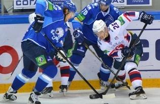 «Барыс» узнал соперника по плей-офф КХЛ